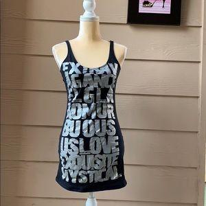 Express mini dress/top XS
